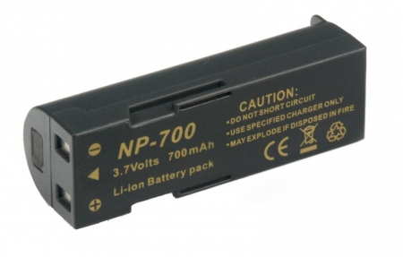 Power3000 PL700D.141 - acumulator tip SLB-0637 pentru Samsung, 700mAh