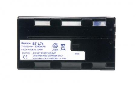 Power3000 PL74B.862 - acumulator tip BT-L74 pentru Sharp, 2200mAh