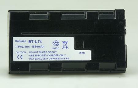 Power3000 PL74B.863 - acumulator tip BT-L74 pentru Sharp, 1850mAh