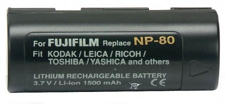 Power3000 PL80D.851 - acumulator Li-Ion tip KLIC-3000 pentru Kodak, 1500mAh