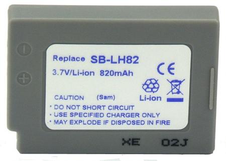 Power3000 PL882G.635 - acumulator tip SB-LH82 pentru Samsung, 820mAh