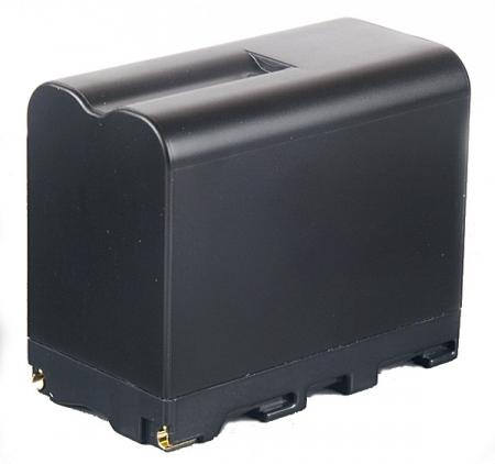 Power3000 PL905D.086 - acumulator tip NP-F960/NP-F970 pentru Sony, 7800mAh