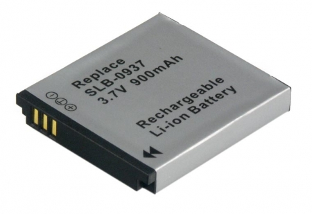 Power3000 PL937B.532 - acumulator tip SLB-0937 pentru Samsung, 900mAh
