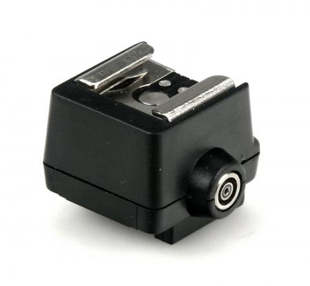 PSS-05  Adaptor patina-PCSync pt Sony/Minolta (SC-05)