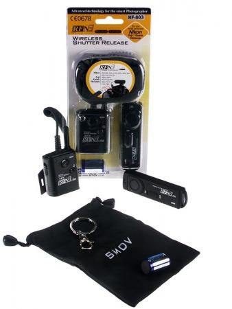RF-803 Declansator wireless pt Nikon D1x D2x D200 D300s D700