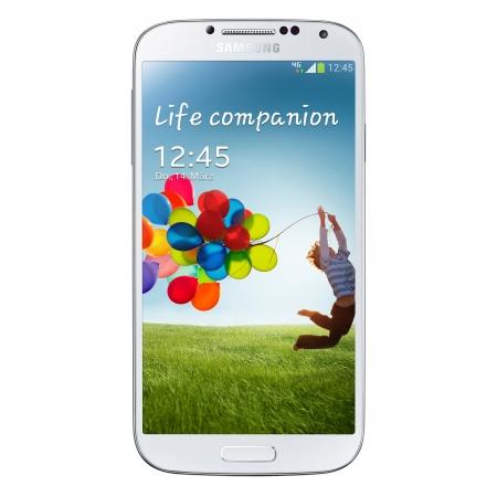 Telefon Mobil Samsung I9505 Galaxy S4 alb