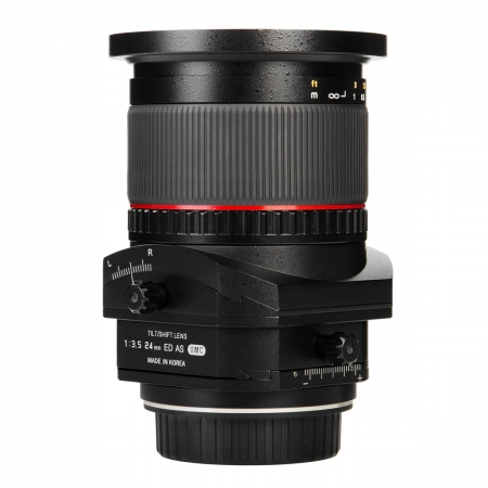 Samyang 24mm F3.5 Tilt/Shift Nikon