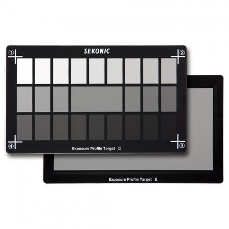 Sekonic Exposure Profile Target II - Grey Card pentru seria L-758