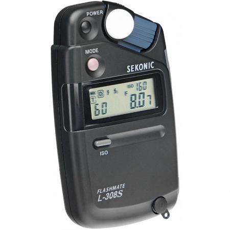 Sekonic L-308s Flashmate - flashmetru digital