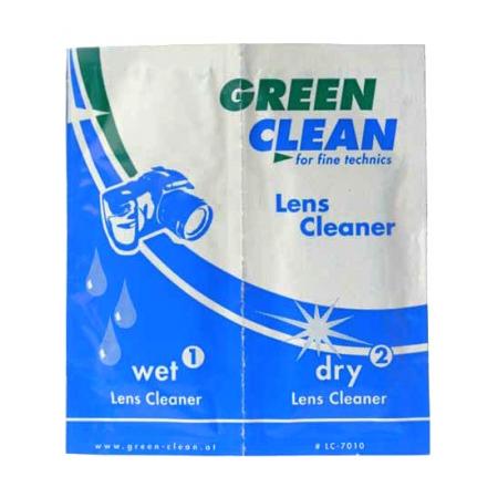 Servetele curatare lentile Green Clean LC-7010