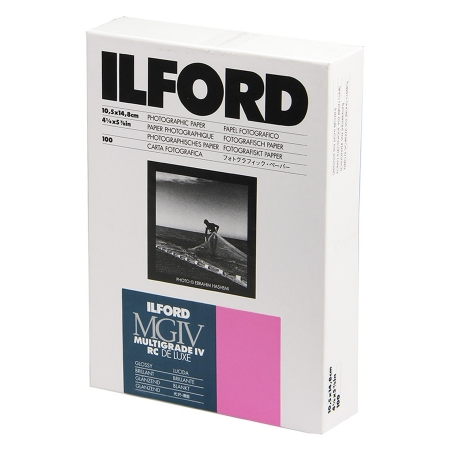 Set hartie Ilford MULTIGRADE RC 10x15cm/100buc