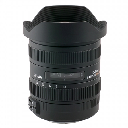 Sigma 12-24mm f/4.5-5.6 DG HSM II pentru Nikon