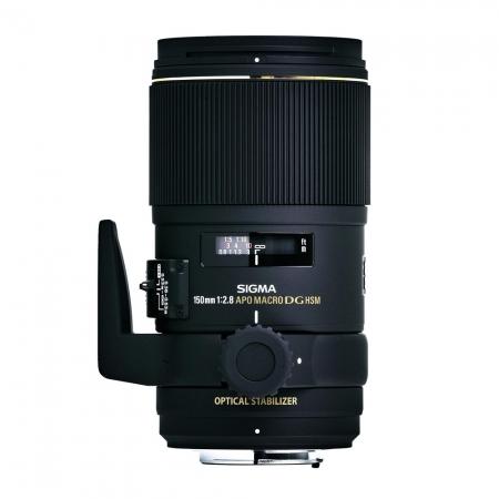Sigma 150mm f/2.8 macro EX DG HSM OS pentru Nikon AF-S