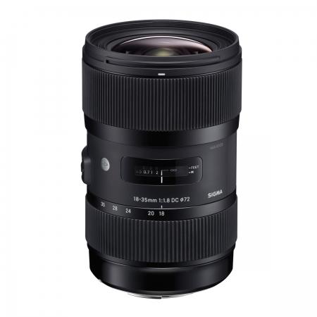 Sigma 18-35mm f/1.8 DC HSM Art - Nikon