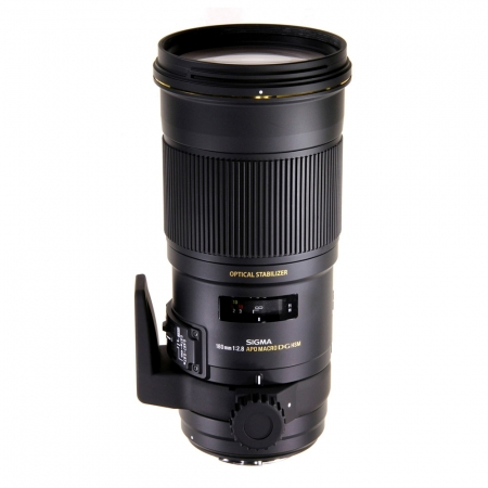 Sigma 180mm f/2.8 EX DG OS HSM Macro - Canon EF