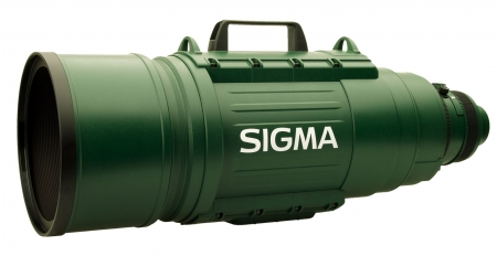 Sigma 200-500mm f/2.8 APO EX DG - Canon EF