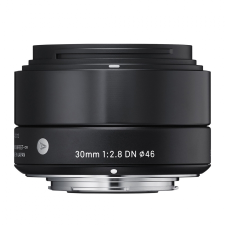 Sigma 30mm f2.8 DN Art negru - montura Micro Four Thirds