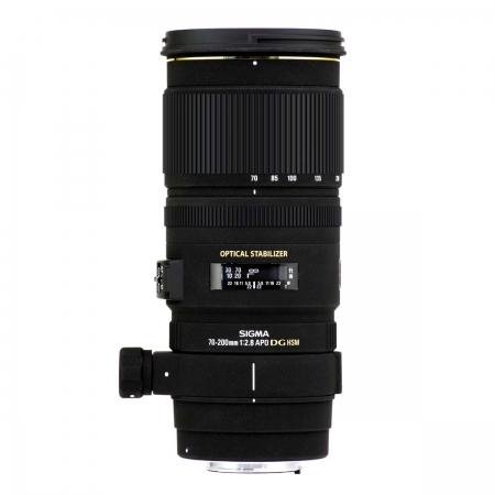 Sigma 70-200mm f/2.8 EX DG OS HSM APO (stabilizare de imagine) - Sony