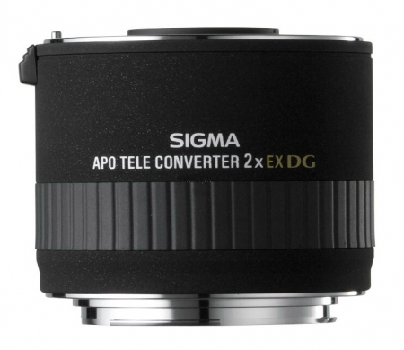 Sigma APO tele-converter 2.0X EX DG - Nikon