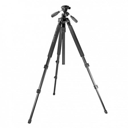 SLIK Pro 330 DX picioare + cap Slik 705E 3way