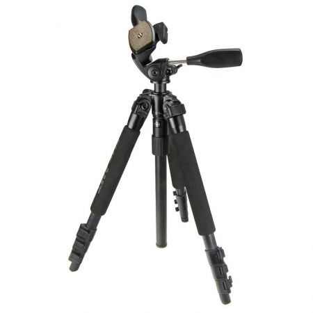 SLIK Pro 340 DX picioare  + cap Slik 705E 3way