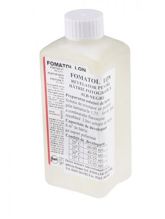 Solutie FOMATOL LQN Revelator hartie foto (250ml)