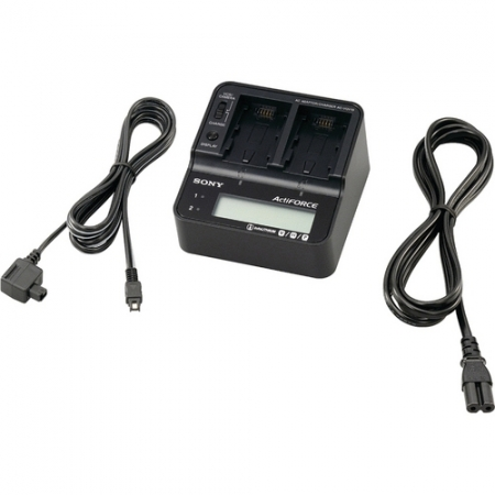 Sony AC-VQV10 - Alimentator pentru 2 acumulatori din seria NP-FV