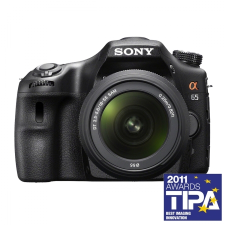 Sony Alpha SLT-A65 kit + 18-55mm SLTA65VK.CEE