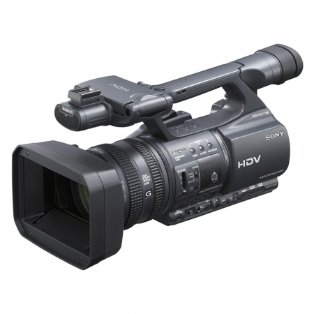 Sony HDR-FX1000E HDV 3 CMOS - camera video profesionala