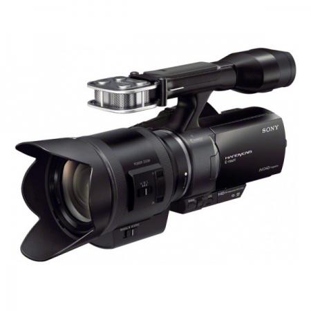 Sony NEX-VG30EH + obiectiv PowerZoom 18-200mm - camera video montura Sony E