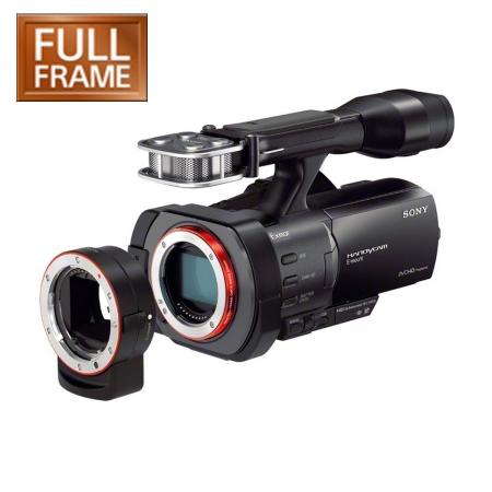 Sony NEX-VG900E - camera video cu obiectiv interschimbabil montura Sony E, full frame