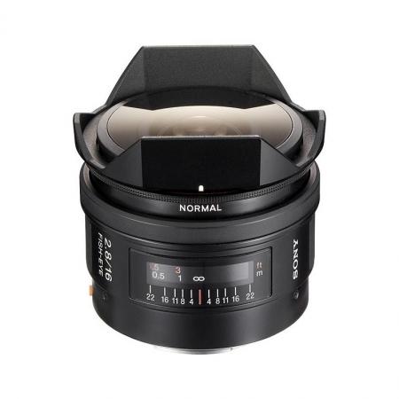 Sony SAL-16F28 16mm f/2.8 Fisheye AF