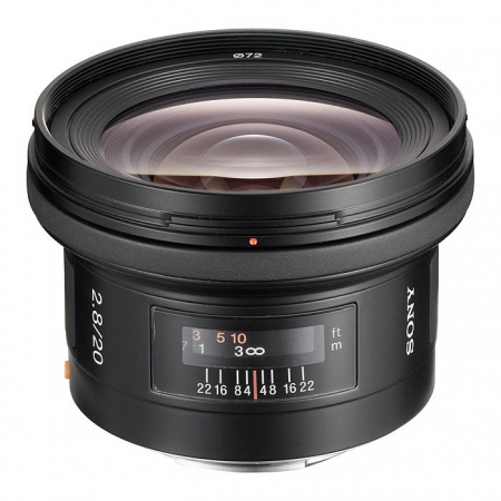 Sony SAL 20mm f/2.8 Wide-Angle