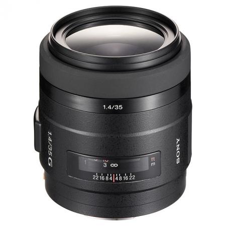 Sony SAL 35mm f/1.4 G-Series