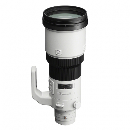 Sony SAL 500mm f/4.0 G