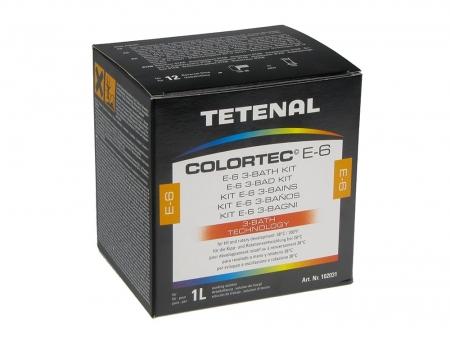 Tetenal Colortec E-6 - Kit procesare diapozitive (pentru 1L)