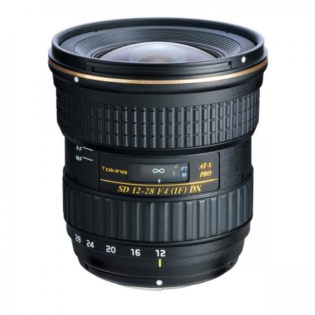 Tokina ATX 12-28mm f/4 Pro DX pentru Canon