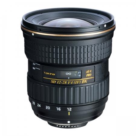 Tokina ATX 12-28mm f/4 Pro DX pentru Nikon