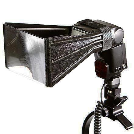 Visual Echoes Better Beamer FX5 - extensie zoom pentru Canon 430EX si Pentax AF500FTZ
