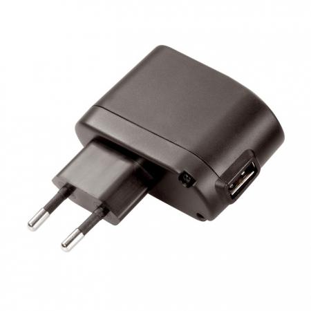 Vivanco PA 1000 - alimentator cu retea 220V pentru port USB 5V 0.5-1A