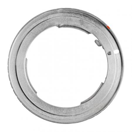 Voigtlander inel adaptor obiective Nikon - body Canon EOS