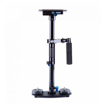 Wondlan Mini Handheld Steadycam - stabilizator video aluminiu