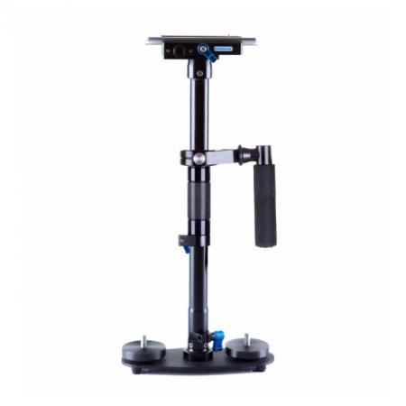 Wondlan Mini Handheld Steadycam - stabilizator video aluminiu