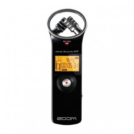 ZOOM H1 V2.0 - Dispozitiv portabil de inregistrare audio (card microSD 2GB INCLUS)