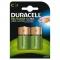 Duracell - Acumulatori C, 2200mAh, 2 buc.
