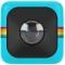 Polaroid POLCPBL Camera Video Sport Cube Plus HD, albastru