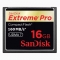SanDisk Extreme Pro CF 16GB, 160MB/s