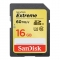 SanDisk SDHC 16GB Extreme 60MB/s - card de memorie UHS-I