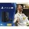 Sony Consola PS4 PRO 1TB Black + FIFA 18 Cristiano Ronaldo Edition + Abonament PS Plus 14 Zile
