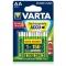 Varta - Acumulatori reincarcabili AA R6 2400 mAh, blister 4 buc.